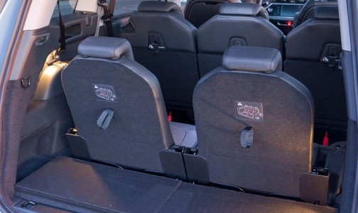 Ситроен Ц4 Гранд Пикасо багажник